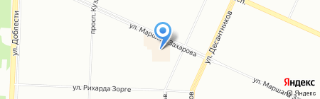 Магазин игрушек на ул. Маршала Захарова на карте Санкт-Петербурга