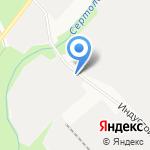 ТехноСила на карте Санкт-Петербурга