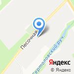 Эксплуатация недвижимости на карте Санкт-Петербурга