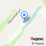 Каретный двор на карте Санкт-Петербурга