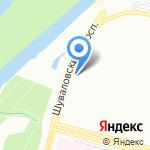 Bananalama на карте Санкт-Петербурга