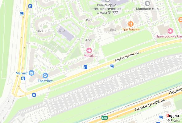 жилой комплекс Ленинградские вечера