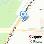 Копировальный центр на карте Санкт-Петербурга