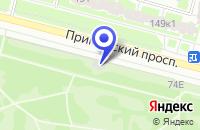 Схема проезда до компании СТРОИТЕЛЬНАЯ ФИРМА СТРОЙКРАНСЕРВИС в Приморске