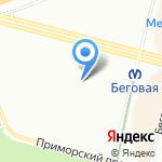 Компьютер Мастер на карте Санкт-Петербурга