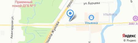 Окна Стиль на карте Санкт-Петербурга