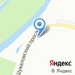 RDA Service на карте Санкт-Петербурга