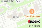 Схема проезда до компании ЛабСтори в Санкт-Петербурге