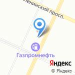 Автогарант на карте Санкт-Петербурга