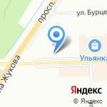Супер Печи на карте Санкт-Петербурга