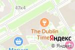 Схема проезда до компании Магазин разливных напитков в Санкт-Петербурге