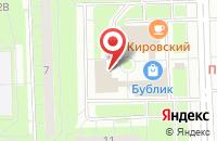 Схема проезда до компании Муниципальное образование округ Ульянка в Санкт-Петербурге