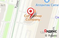Схема проезда до компании Дабайкорея в Санкт-Петербурге