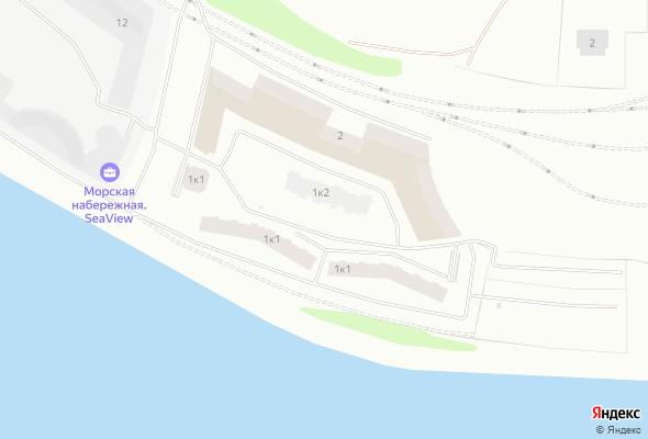 купить квартиру в ЖК Морская набережная. SeaView