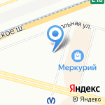 Здоровый Малыш на карте Санкт-Петербурга