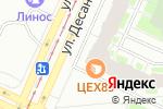 Схема проезда до компании Breughel steak house в Санкт-Петербурге