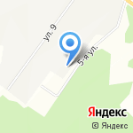 Альфа стил на карте Санкт-Петербурга