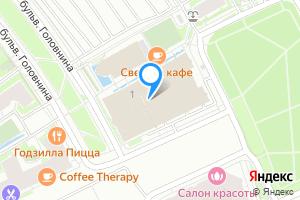 Однокомнатная квартира в Санкт-Петербурге б-р Александра Грина, 1
