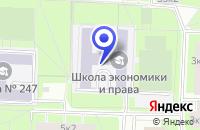 Схема проезда до компании СТОМАТОЛОГИЧЕСКОЕ ОТДЕЛЕНИЕ в Петергофе