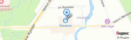 1000 и одна сумка на карте Санкт-Петербурга