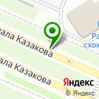 Местоположение компании Косметический кабинет СПб Alice