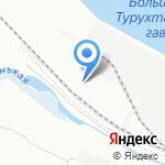 Балтийская таможня на карте Санкт-Петербурга