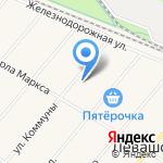 ЛОТОС на карте Санкт-Петербурга
