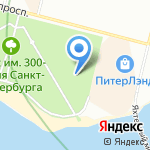 GORNOSTAY на карте Санкт-Петербурга