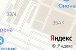 Схема проезда до компании Магазин спецодежды в Санкт-Петербурге
