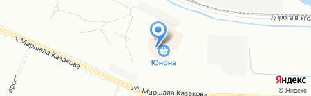 DVplay на карте Санкт-Петербурга