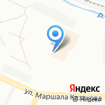 Аиша на карте Санкт-Петербурга