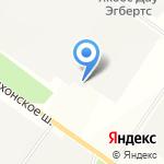 Philip Morris Izhora на карте Санкт-Петербурга