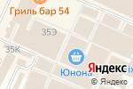 Схема проезда до компании Se78 в Санкт-Петербурге