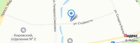 Сантехмастер на карте Санкт-Петербурга