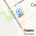 Наша ферма на карте Санкт-Петербурга