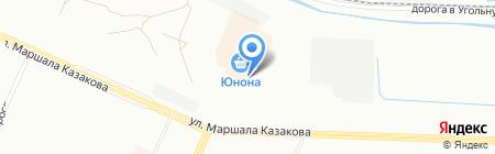 Навимаг на карте Санкт-Петербурга