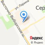 Фибоначи на карте Санкт-Петербурга
