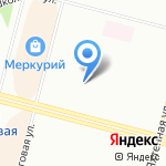 Ателье бытовых услуг на карте Санкт-Петербурга