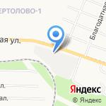Ай Эс Пи Групп на карте Санкт-Петербурга