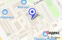 Схема проезда до компании ТК ПРЕОБРАЖЕНСКИЙ в Сертолово