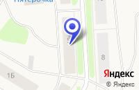 Схема проезда до компании МАГАЗИН ДЕТСКИХ ТОВАРОВ КАРАПУЗ в Никеле