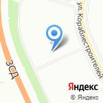 OT-DEKO на карте Санкт-Петербурга