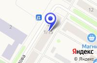 Схема проезда до компании ПОЛИКЛИНИКА ПЕЧЕНГСКАЯ ЦЕНТРАЛЬНАЯ РАЙОННАЯ БОЛЬНИЦА в Никеле