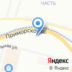 Pandora и Pandect на карте Санкт-Петербурга