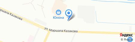 ПанорамаДом на карте Санкт-Петербурга