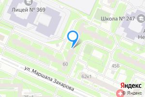 Сдается трехкомнатная квартира в Санкт-Петербурге м. Проспект Ветеранов, улица Маршала Захарова, 60