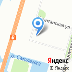 Chic Nail на карте Санкт-Петербурга
