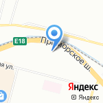 РОСКОНВЕРСИЯ на карте Санкт-Петербурга