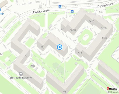 Товарищество собственников жилья «Юнтоловская дача» на карте Санкт-Петербурга