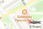 Схема проезда до компании Сибирское здоровье в Сертолово
